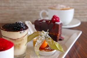 Desserts artisanaux
